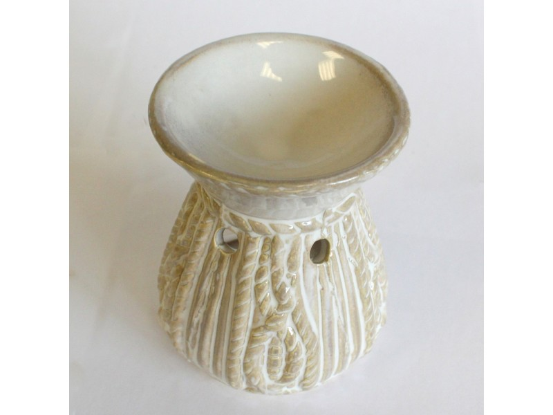 Venetian Round Rope Design Oil Burner