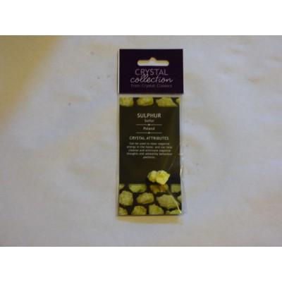 Sulphur (Sulfur) Pack A