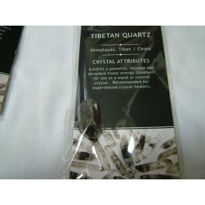 Tibetan Quartz Pack B