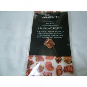 Vanadinite Pack A