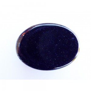 Blue Goldstone Thumbstone