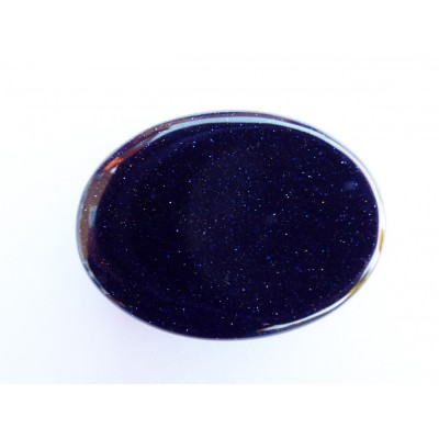 Blue Goldstone Thumbstone