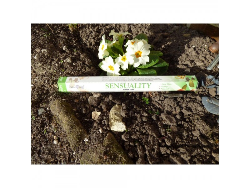 Sensuality Incense by Stamford