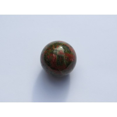 Unakite Small Sphere 25mm