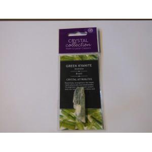 Green Kyanite (Disthene) Pack G