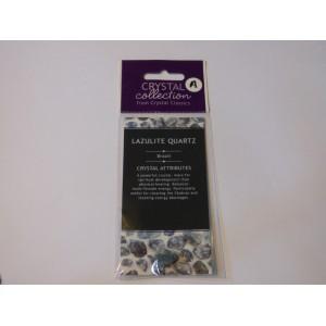 Lazulite Quartz Pack A