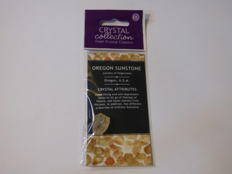 Oregon Sunstone (variety of Oligoclase) Pack D
