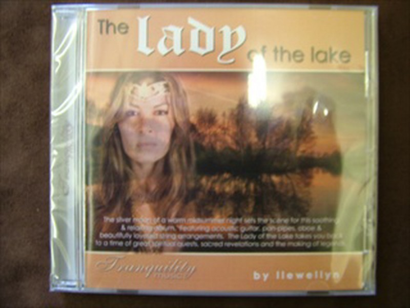 Lady of the Lake by Lewellyn