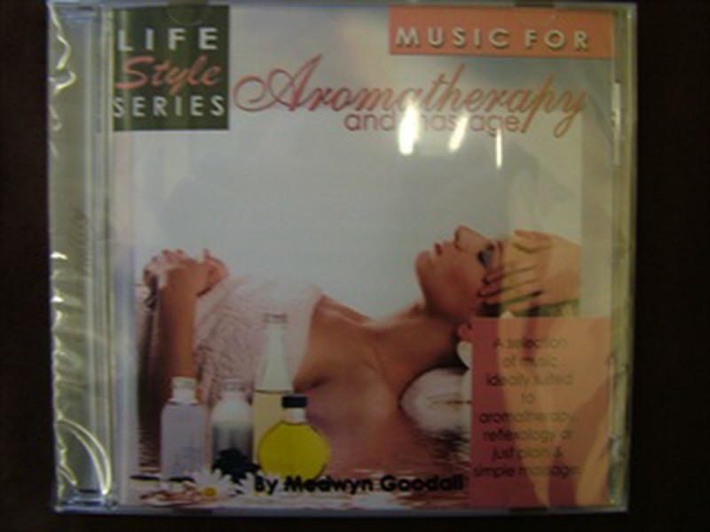 Music for Aromatherapy and Massage by Medwyn Goodall