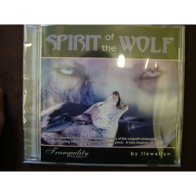 Spirit of the Wolf by Lewellyn