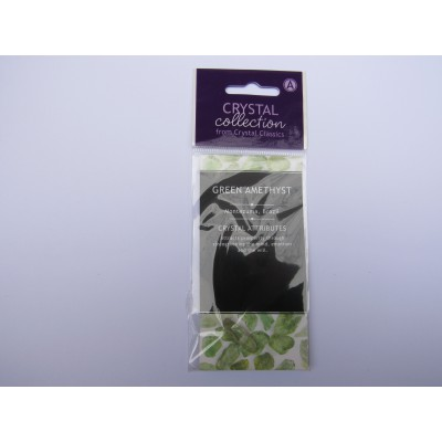 Green Amethyst Pack A