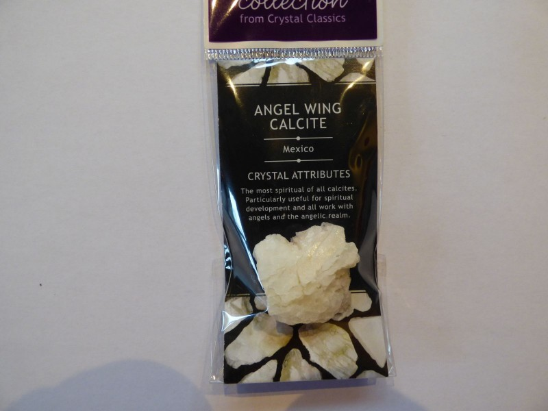 Angel Wing Calcite Pack D