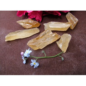 Honey Calcite (50 grammes)
