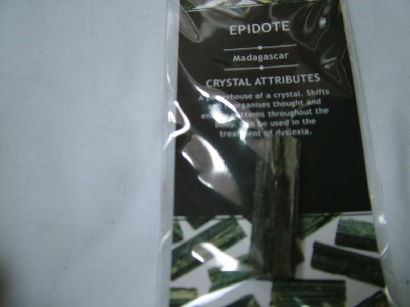 Epidote Pack C