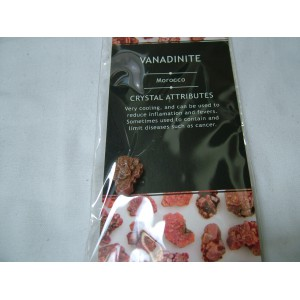 Vanadinite Pack A