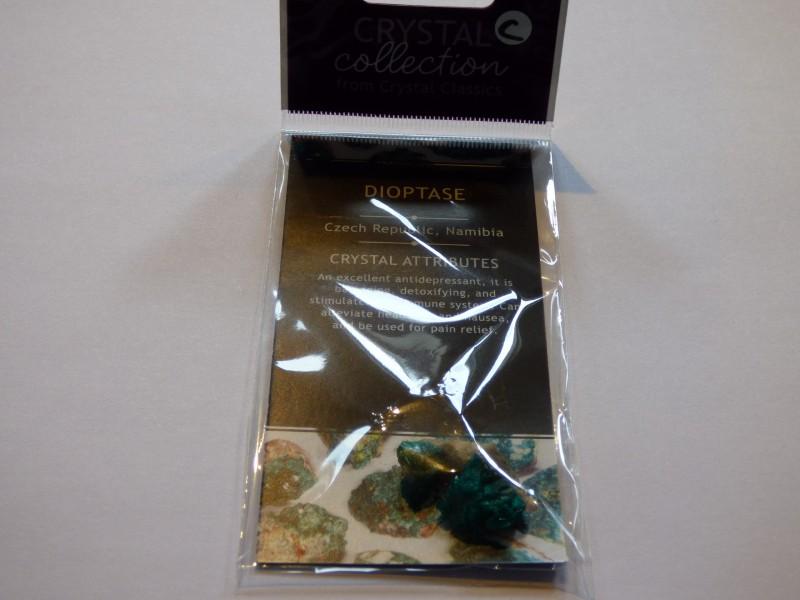 Dioptase Pack C