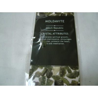Moldavite Pack A