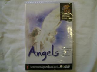 Angel CDs and DVDs