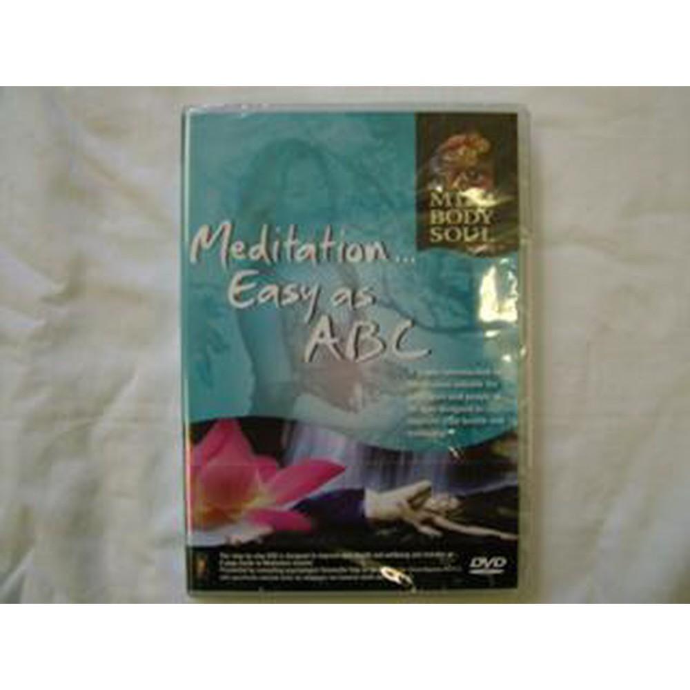 Meditation... Easy as ABC by Simonette Vaja