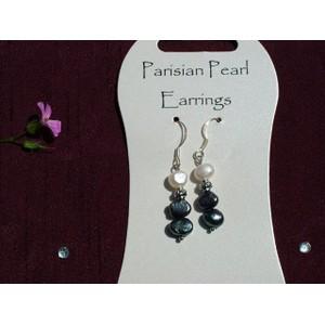 Parisian Pearl Earrings