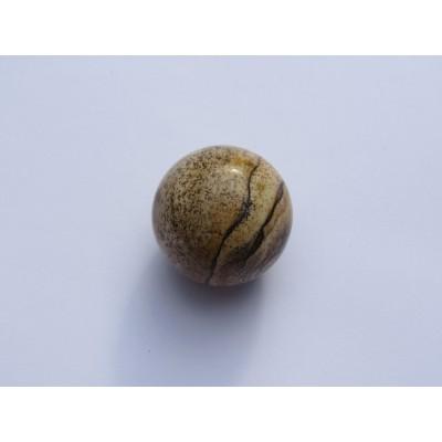 Picture Jasper Small Sphere 25mm