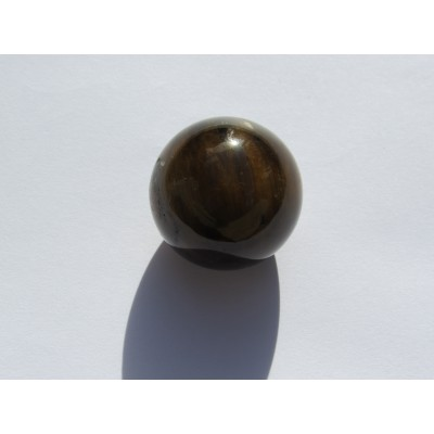 Tiger Eye Small Sphere 25mm