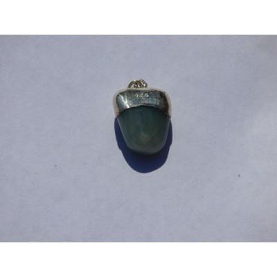 Aquamarine Pendant - ref. a15