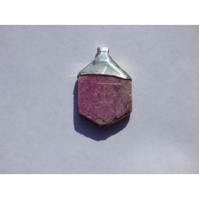 Pink Saphhire Pendant