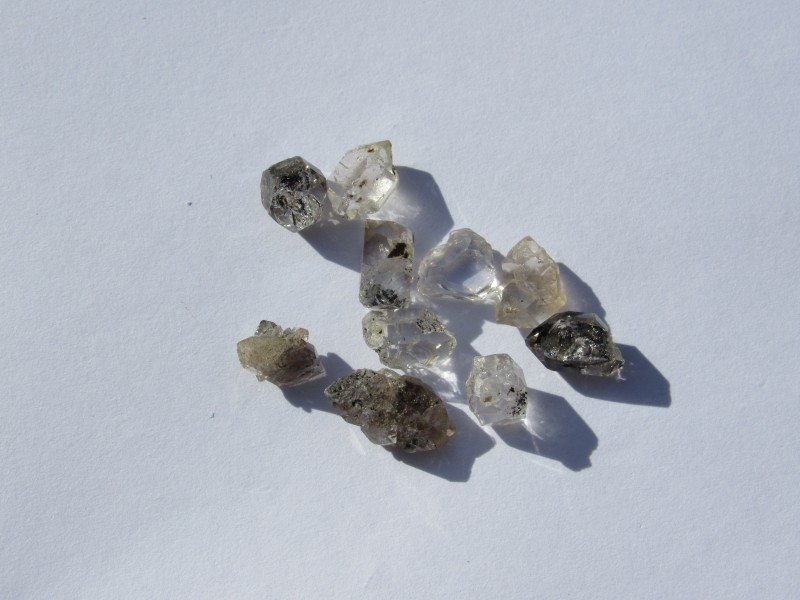 Herkimer Diamond (Single Small Piece) 3