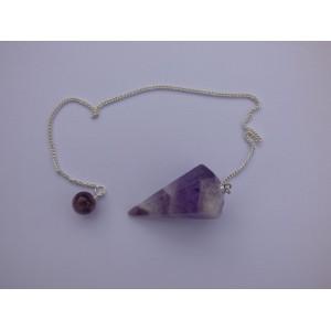 Amethyst Pendulum (order code APCC)