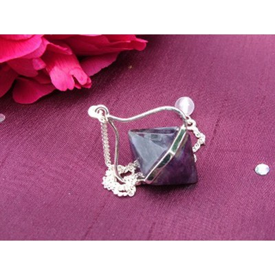Amethyst Double Ended Pendulum