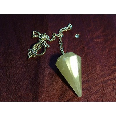 Included Quartz Pendulum