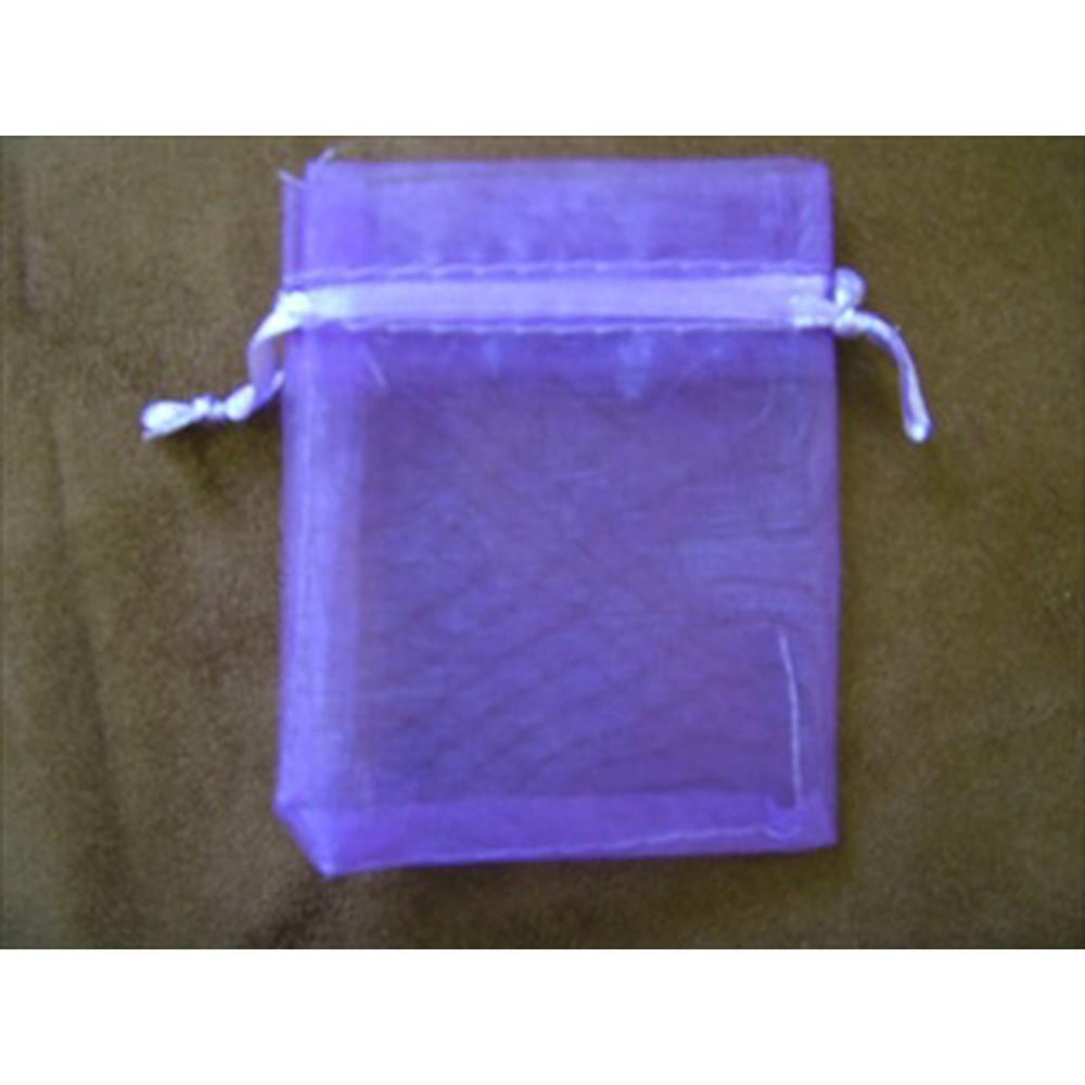 Purple Keepsake Pouch