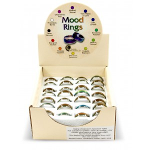 Mood Ring - please contact for size availability