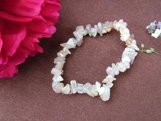 Agate Gemchip Bracelet