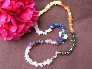 20 inch Gemchip Necklaces