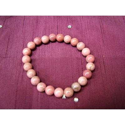 Rhodonite Powerbead Bracelet