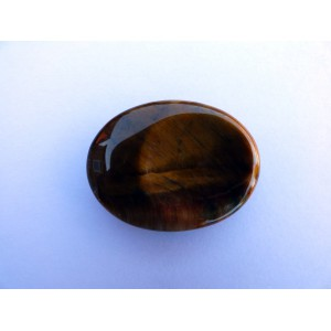 Tiger Eye Thumbstone