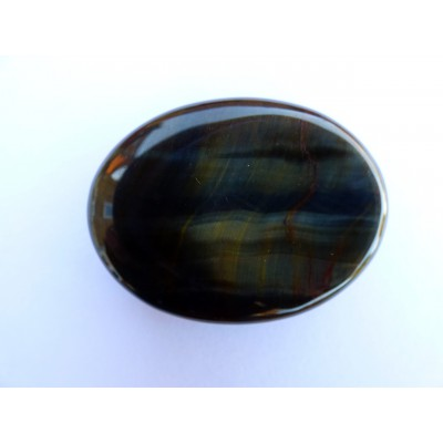 Blue Tiger Eye Thumbstone