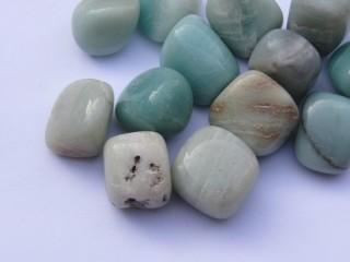 Aqua Quartz Tumblestone