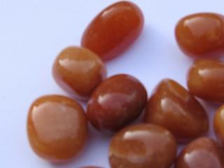 Peach Aventurine Tumblestone