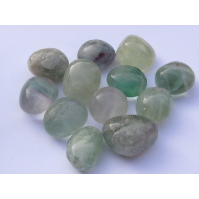 Fluorite Tumblestone