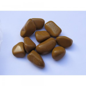 Cocoa Jasper Tumblestone